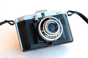 *c1959* ● Ferrania Ibis 34 Acromatico F7.7 ● Small Aluminium 3x4 Film 127 Effet éVident