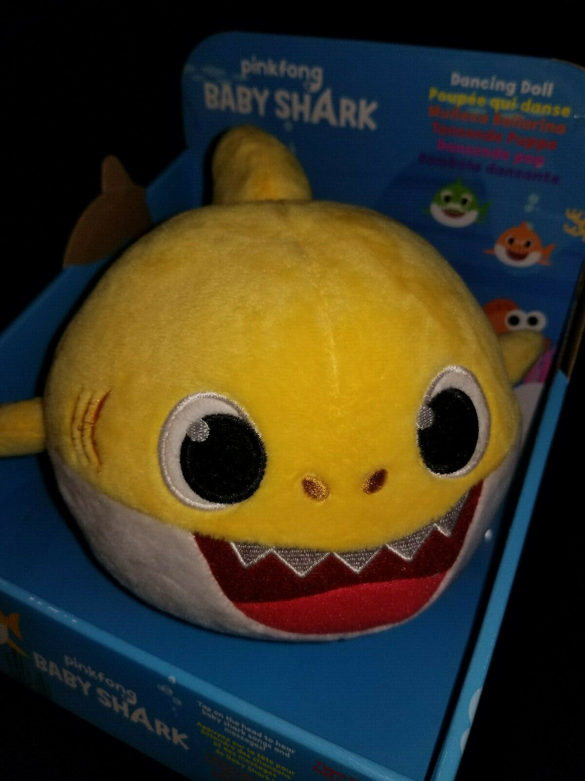 WowWee Pinkfong Baby Shark Dancing Doll (61022) for sale online | eBay