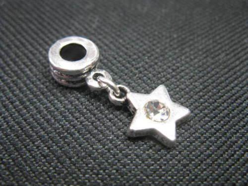 1 metal perla spacer m remolque pedrería rosa nuevo perlas 7140 k9