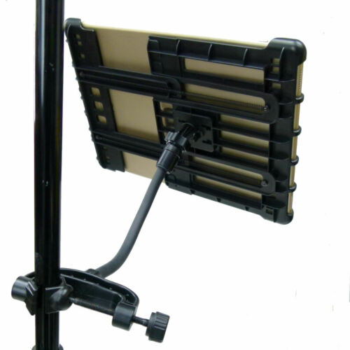 Lightweight Music 2018 Microphone Stand Tablet Mount for iPad PRO 12.9