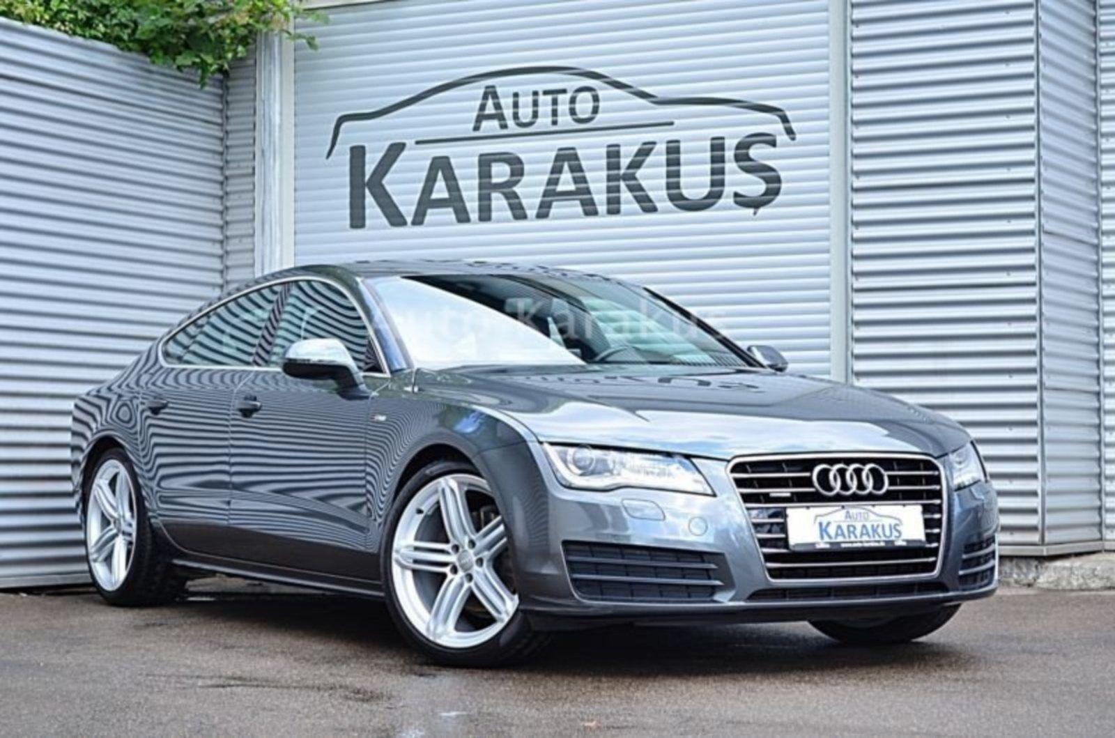 Audi A7 3,0 TDi 204 SB Multitr. 5d - 2.995 kr.