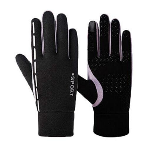 Winter Handschuhe Damen Herren Thermo Warme Fahrradhandschuhe Touchscreen S XXL
