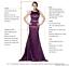thumbnail 6 - Bohemian Wedding Dress Backless Long Sleeve V Neck Illusion Lace Bridal Gown