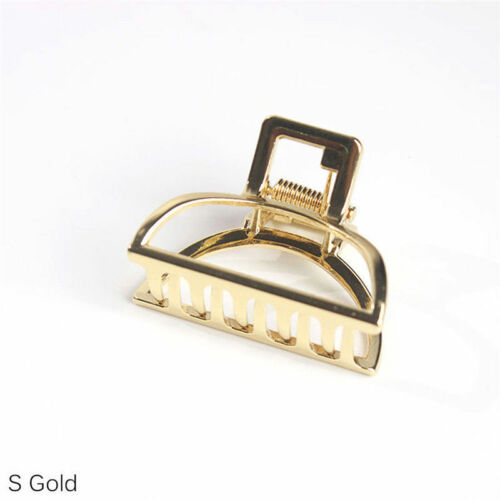 Ladies Large Hair Claw Clamps Small Hair Clip Butterfly Claws Clamps Access H