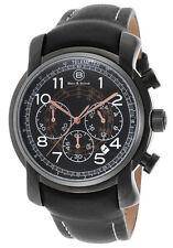 Ben and Sons Mercury GMT Chronograph Mens Watch 10013-GM-01-RGWA