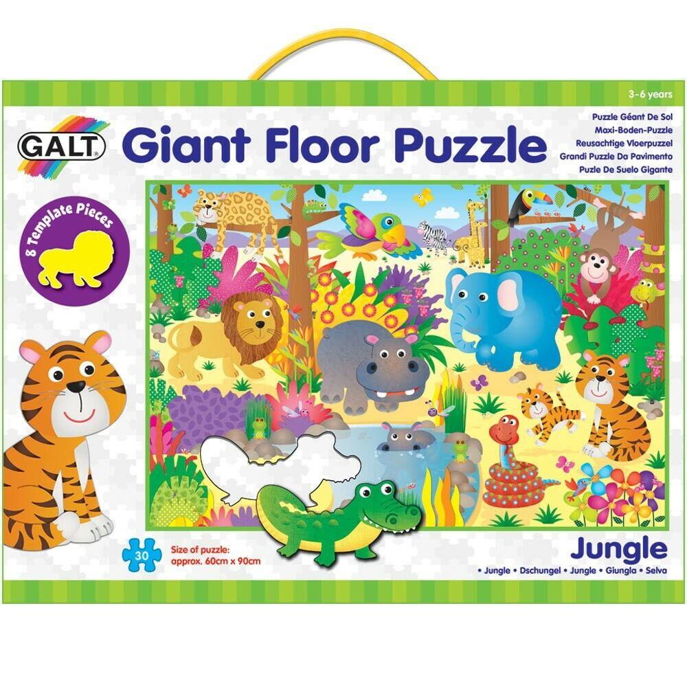 Giant Floor Puzzle Jungle – Galt Toys UK