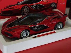 Ferrari Fxx K Rot Schwarz 88 1 18 Bburago 18 16907 Neu Ovp Ebay