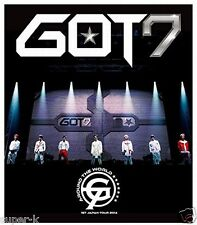 "GOT7 [1st Japan Tour 2014 ""AROUND THE WORLD"" in MAKUHARI MESSE] Blu-ray"
