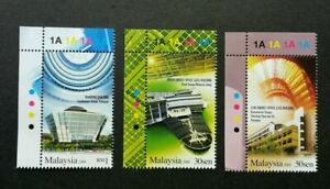 SJ-Energy-Efficient-Building-Environment-Malaysia-2009-stamp-color-MNH