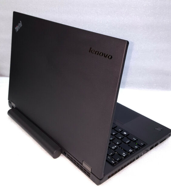 LENOVO T540p, i7-4800MQ 2,7 Ghz, 8GB RAM, 500GB SSHD, 15,6''FHD,GT730M WIN10 Pro