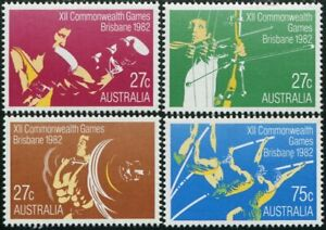 Australia-1982-SG859-Commonwealth-Games-set-MNH