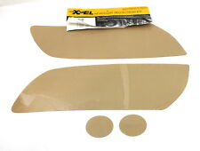 XPEL H0726 Clear Headlamp and Fog Lamp Protection Kit
