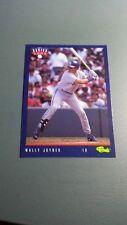 WALLY JOYNER 1993 CLASSIC BOARD GAME BLUE BORDER CARD # T44 B6397