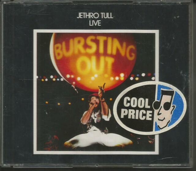 Jethro Tull Live: Bursting Out ~ Jethro Tull - alte Version - 2CD Set