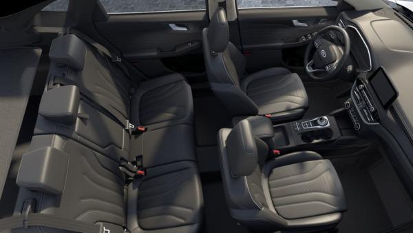 Ford Kuga 2,5 PHEV Vignale CVT billede 6