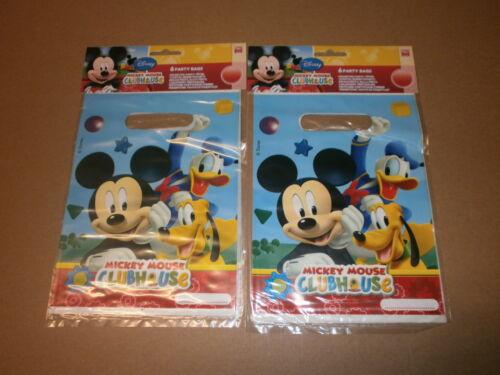 6 Mitgebsel Tüten Pr 35 Mottoparty Kindergeburtstag Playful Mickey