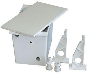 Vaso di espansione aperto in resina 30 lt tecnometal ebay for Vaso espansione aperto