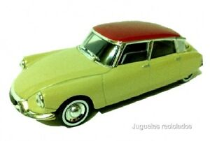 1/43 CITROEN DS19 1956 SOLIDO DIECAST