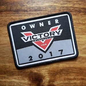 Victory-Motorcycle-patch-Victory-motorcycle-owners-patch-2017
