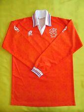5/5 NETHERLANDS HOLLAND 1992-1993 HOME ORIGINAL FOOTBALL JERSEY SHIRT LOTTO