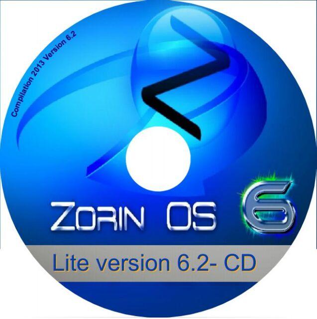 zorin os 6.2 lite download