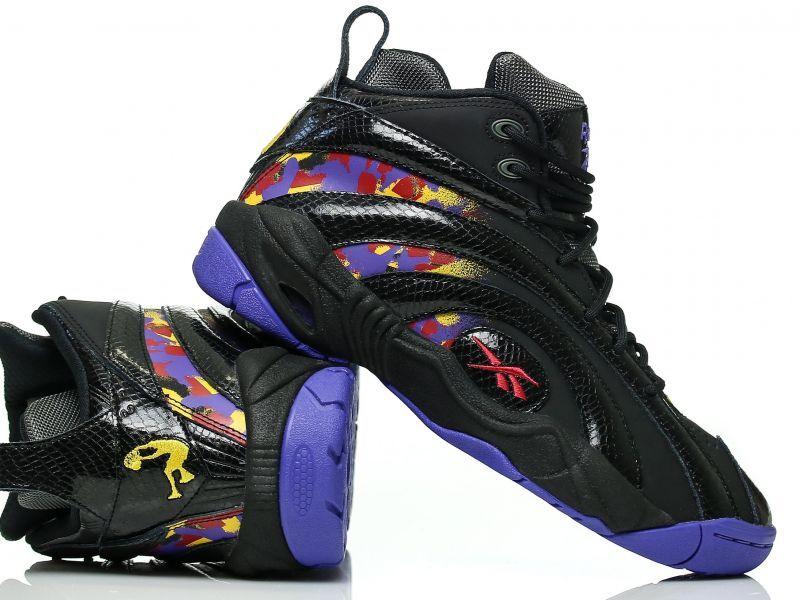 shoes Reebok Shaqnosis OG V61028 mann basketball retro Hexalite 40 45 45,5 UK11