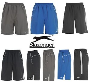 bbb160968d Image is loading Slazenger-Sports-Woven-Mens-Shorts-Gym-Running-Casual-