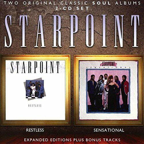 STARPOINT - Restless / Sensational (Super Jewel Case) [CD]