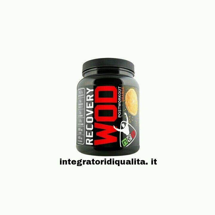 NET INTEGRATORI RECOVERY WOD a base di BCAA, aminoacidi e sali minerali 600gr.