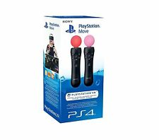 SONY Playstation PS4 psvr Spostare Controller Twin Pack-STOCK LIMITATO
