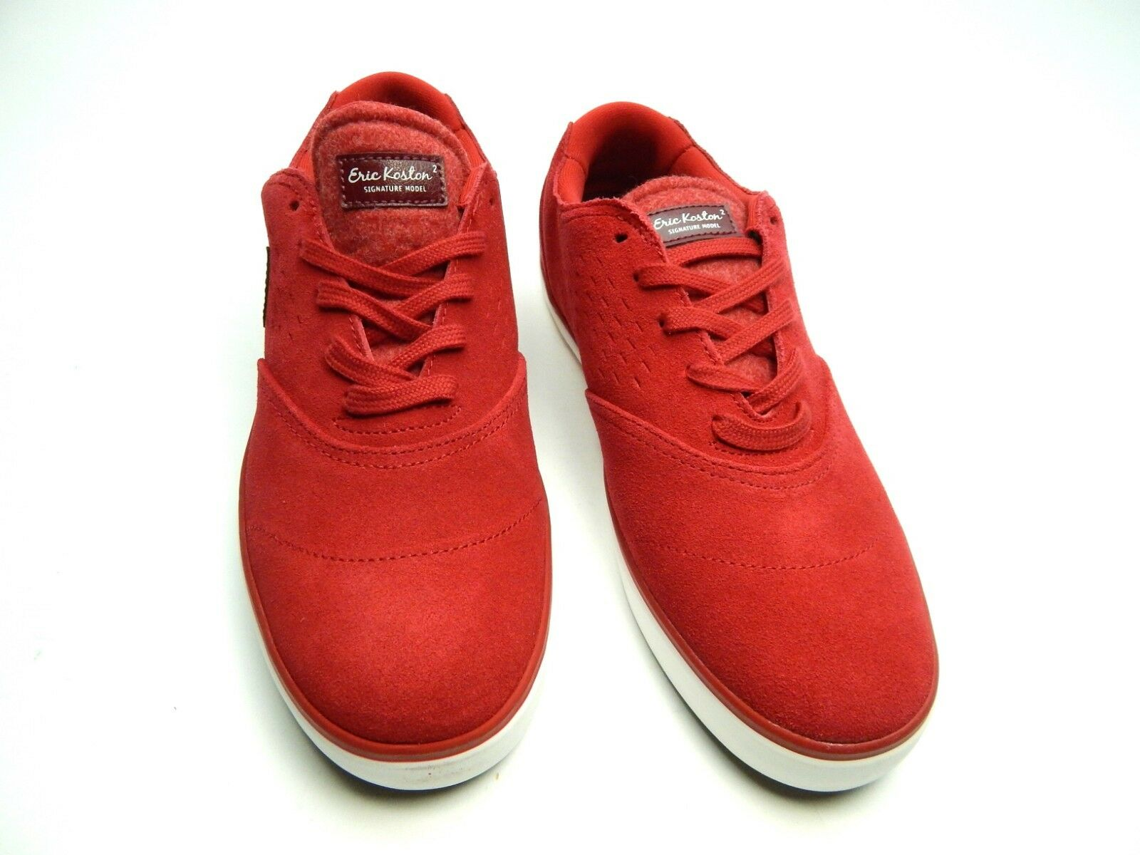 27dda661b6fe ... NIKE Men s Zoom Erick Erick Erick Koston 2 LR Gym Red Summit white  641868 661 Men