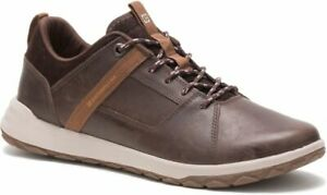 CATERPILLAR Quest Mod P724152 en Cuir Sneakers Baskets Chaussures pour Hommes