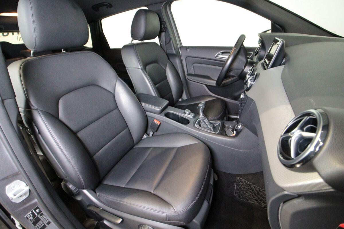 Mercedes B200 1,8 CDi Urban BE