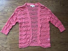 344768045e7c Baby Gap Butterfly Garden Crochet Flutter Short Sleeve Cardigan ...