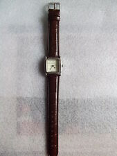 Neu - Schicke  Damen - Quartz Armbanduhr von Bergmann Nr. 1922 - Edelstahl