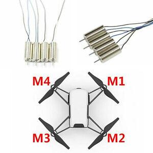 CW/CCW MOTOR Universal Cable Línea motores para DJI Tello Mini Drone RC Piezas de Repuesto