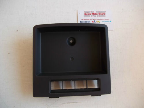 VW Caddy Cubby Unit-Genuine VW part-infront de Gear Stick CUBBY Trou 2003