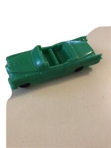 Vintage-1950s-Cadillac-Eldorado-Convertible-Plastic-Toy-Car-Processed-Plastic