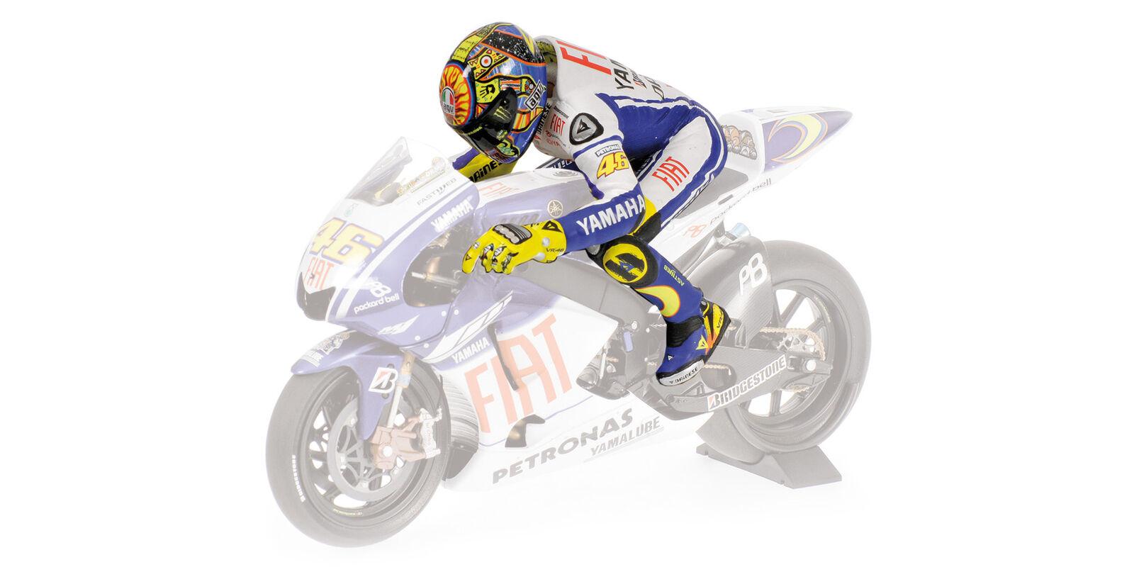 Joyeuses fêtes  Meilleure offre! Pilota Valentino Rossi Motogp 2009 2009 2009 MINICHAMPS 1:12 312090346   Réduction  b36741