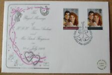 1986 Cotswold GB First Day Cover with Special Postmark -  Royal Wedding