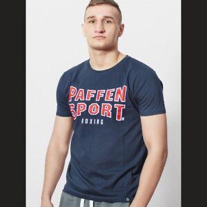 Paffen-Sport-Classic-Logo-T-Shirt-Navy-Gr-S-XXL-Sport-Boxen-Fitness