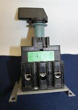 Moeller Switch 100 Amp 600 Vac 3 Pole Liebert Onoff Switch P3 100