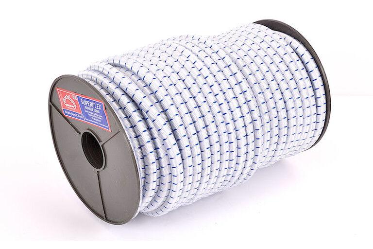 Everlasto 'súperflex'  12MM X 50M Multihebras Cuerda Elástica  sin mínimo