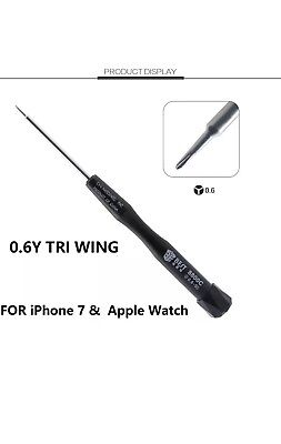 Iphone 8 7 Plus Iwatch Best 0 6mm Tri Point Key Wing Y000 Screwdriver Y Tip Tool This is what you need. kelly vierra lcsw