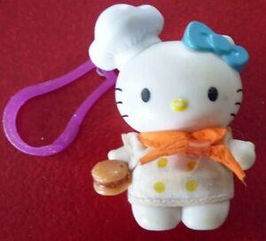 PVC-amp-Plush-Keyring-Toy-Hello-Kitty-McDonald-039-s-Classic-2-039-039