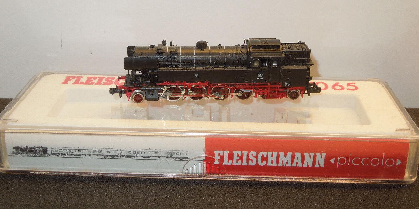 Fleischmann Spur N 7065 locomotiva BR 65-ricostruito su faulhabermotor