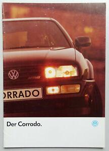 V12893-VOLKSWAGEN-CORRADO-INCL-VR6-CATALOGUE-08-93-A4-D