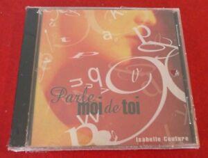 Sealed-CD-Album-Isabelle-Couture-Parle-moi-de-Toi-Canada-Records