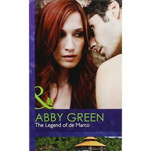 1 of 1 - Abby Green, The Legend of de Marco (Mills & Boon Hardback Romance), Very Good Bo