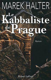 Le Kabbaliste de Prague de Halter, Marek | Livre | état bon